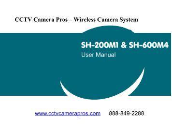 Wireless Camera System - Surveillance System, Security Cameras ...