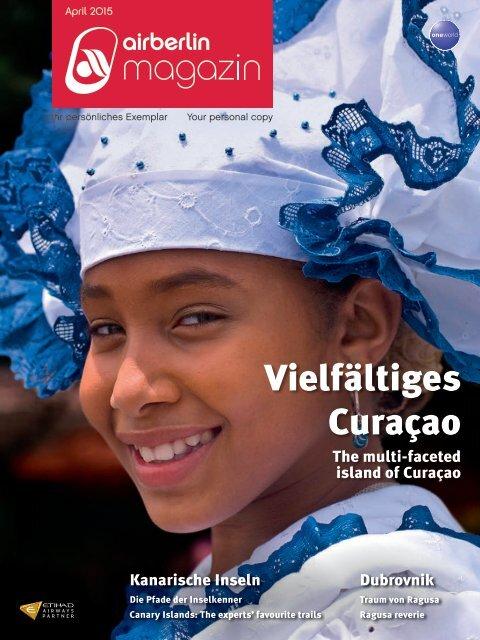 April 2015 - airberlin magazin - Vielfältiges Curaçao