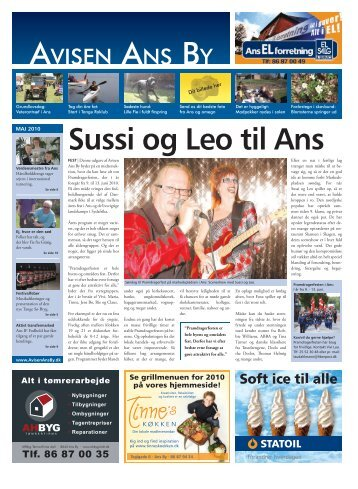 Maj 2010 - Avisen Ans By