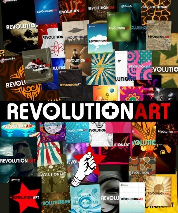 REVOLUTIONART MAGAZINE 50