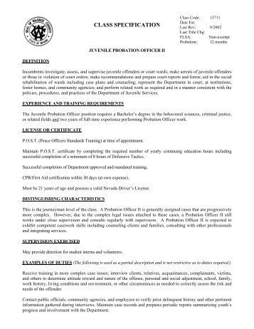 nevada state adult probation