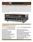 Paso Catalogue - Paso Sound Products - Page 6