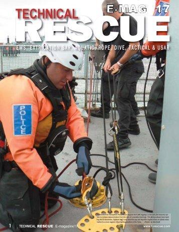 Canpro PHOTO COMPETITION 4 - Technical Rescue Magazine