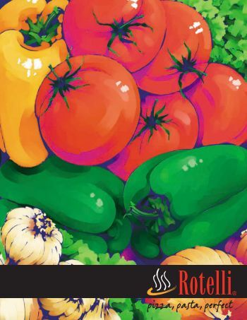 Our hot, flavorful soups are the perfect beginning to a ... - Rotelli