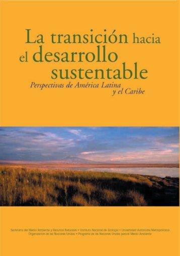 LEFF y otros La transicion hacia el desarrollo sustentable
