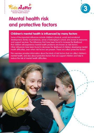 factors influencing mental health pdf