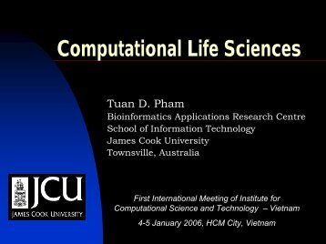Computational Life Sciences - OVSCLUB