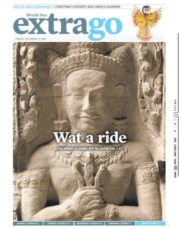 Angkor Explorer arti.. - Raw Travel