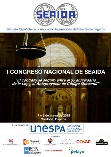 SEAIDA_I Congreso Nacional