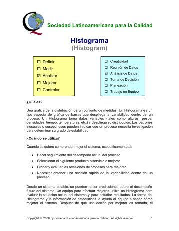 Histograma - U-Cursos