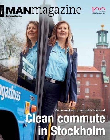 MANmagazine Bus edition 1/2015