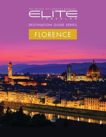 FLORENCE - Elite Traveler