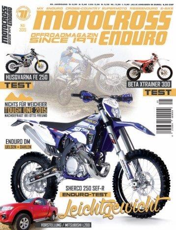 Motocross Enduro - 05/2015