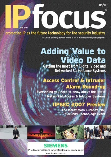 IPfocus - AMWST - Specialists in IP based security and surveillance ...