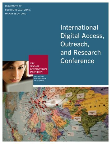 International Digital Access, Outreach, and Research Conference