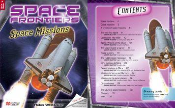 Space Missions - Saint Ignatius' Moodle Community