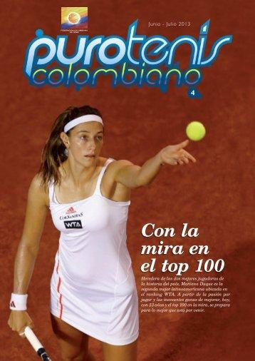 acá - Federación Colombiana de Tenis