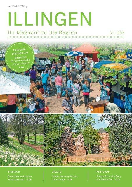 Gemeindemagazin Illingen 01|2015