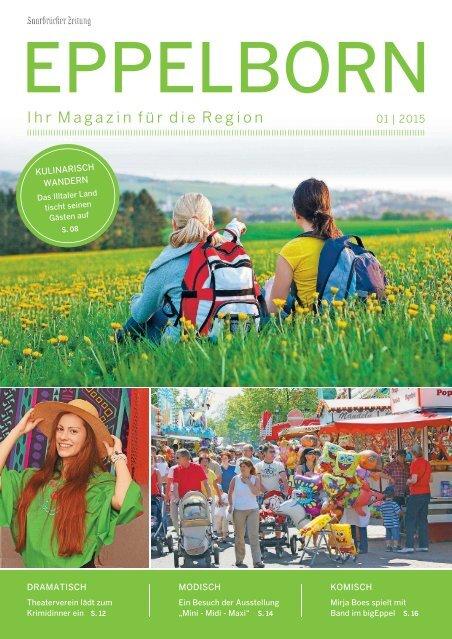 Gemeindemagazin Eppelborn  01|2015