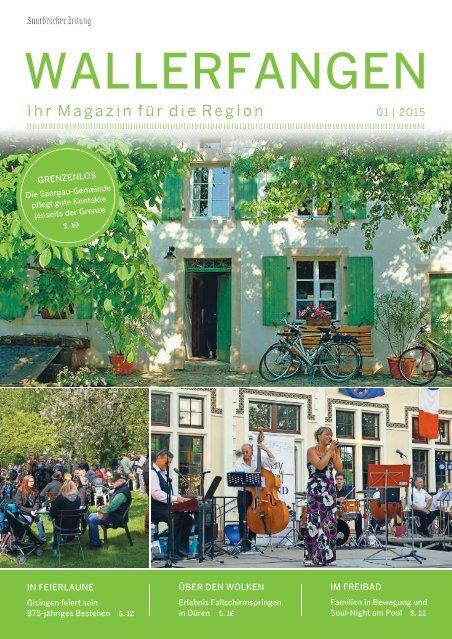 Gemeindemagazin Wallerfangen 01|2015