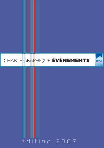 Charte graphique pour les évènements - FFME