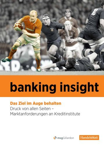 02 | 2011 banking insight