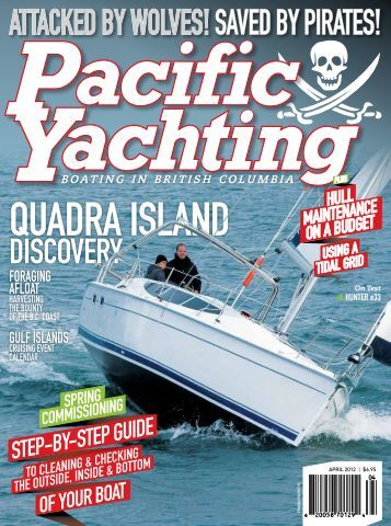 Pacific Yachting 33 Article - 4/2012 - Marlow-Hunter, LLC