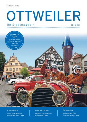 Stadtmagazin Ottweiler 01|2015