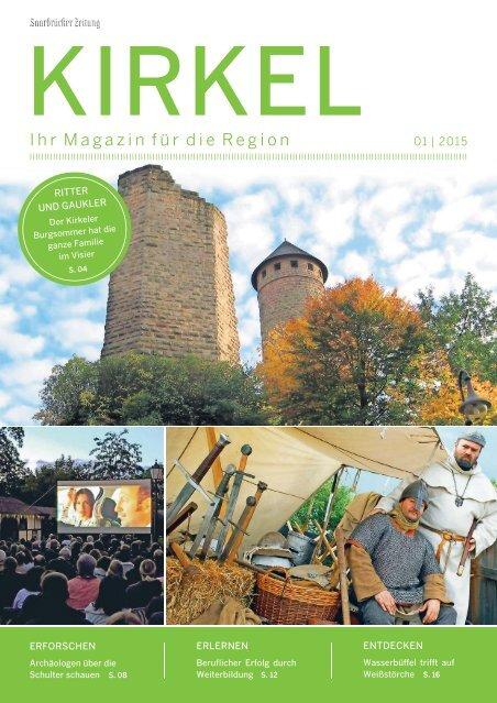 Gemeindemagazin Kirkel 01| 2015