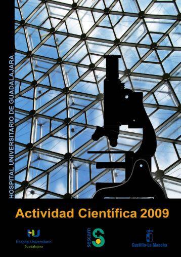 Memoria 2009 - Hospital Universitario de Guadalajara - Junta de ...