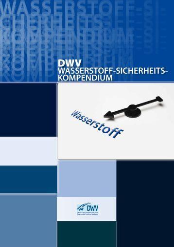 WASSERSTOFF-SICHERHEITS- KOMPENDIUM - Deutscher ...