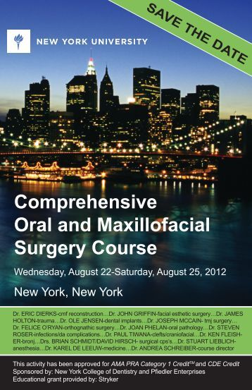 AAOMS Anesthesia Asst. Review Course - fdsahome.org