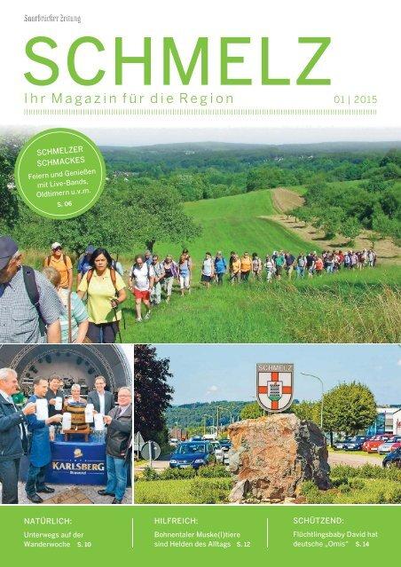 Gemeindemagazin Schmelz 01|2015