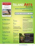 Island Arts Spring 12 - Island Arts Magazine - Page 3