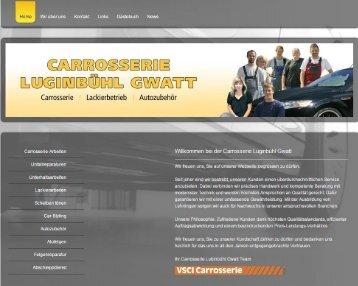 Carrosserie Luginbühl Gwatt GmbH