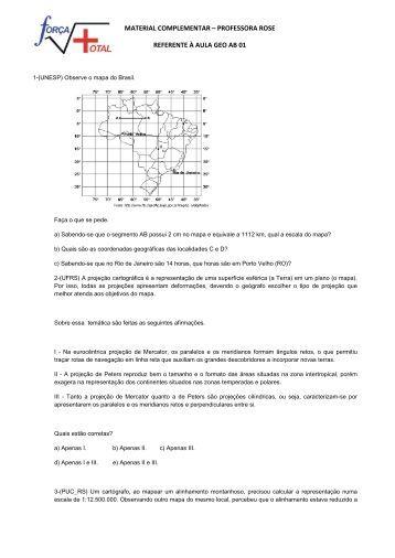 MATERIAL COMPLEMENTAR – PROFESSORA ROSE - Singular