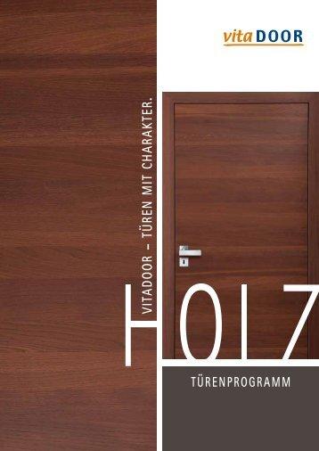 Vitadoor - Holztüren mit Charakter