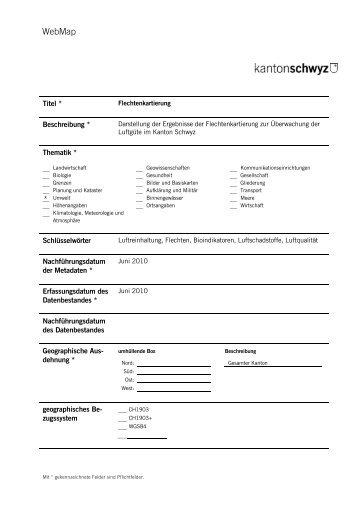 Dokumentvorlage Medienmitteilung Kommission ... - Kanton Schwyz