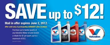 Mail in offer expires June 2, 2012.
