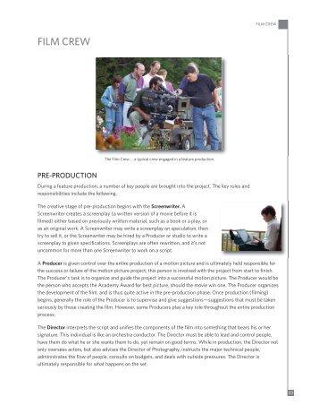 FILM CREW - Kodak