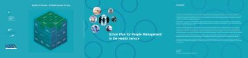 Action Plan for People Management in the Health Service