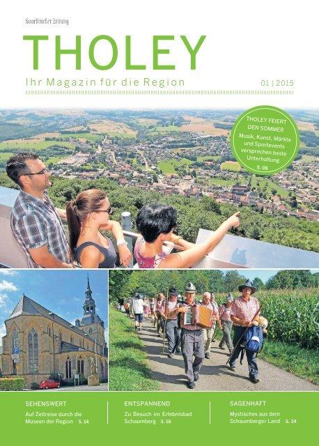 Gemeindemagazin Tholey 01|2015