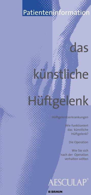das künstliche Hüftgelenk - handchirurgie-wiesbaden.de