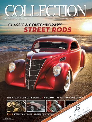 Robb Report Collection, April 2012 - Garia