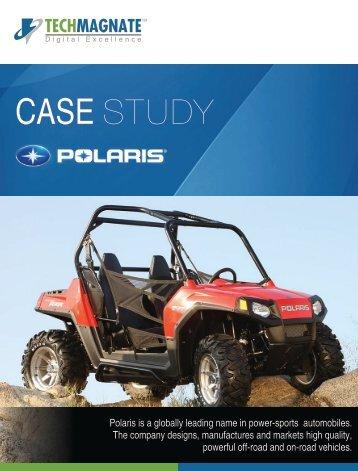 Web Design Case Study - Polaris India