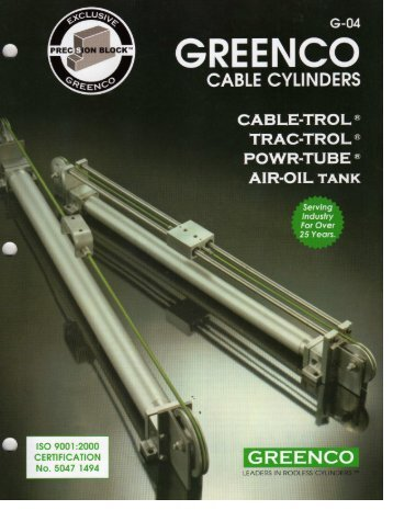 Greenco Catalog