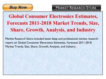 consumer electronics industry analysis in bangladesh Image sensors occupied the largest revenue share in the global smart sensor market automotive industry, consumer electronics • an in-depth analysis of.