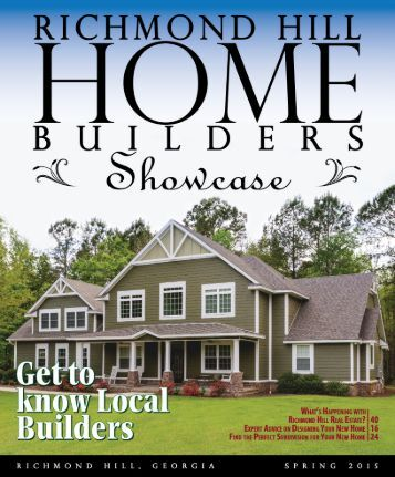 Page 22 tell them you s for Richmond hill home builders