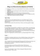 Geölte Holzoberflächen richtig pflegen - Page 5