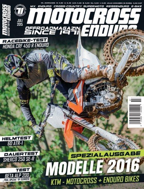 Motocross Enduro - 07/2015